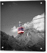 Air Trolley Acrylic Print