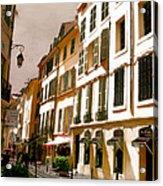 Aix en Provence Acrylic Print