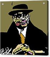 Al Capone Full Color Acrylic Print