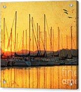Alabama Sunrise Acrylic Print