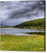 Alaki Lake Near Eureka Acrylic Print