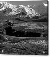 Alaska Valley Acrylic Print