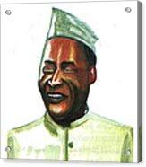 Albert John Luthuli Acrylic Print