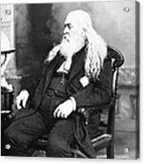 Albert Pike (1809-1891) Acrylic Print