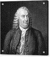 Albrecht Von Haller Acrylic Print