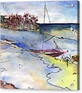 Albufera De Valencia 07 Acrylic Print