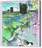 Albufera De Valencia 14 Acrylic Print