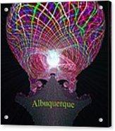 Albuquerque Acrylic Print