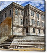 Alcatraz Cellhouse  Acrylic Print