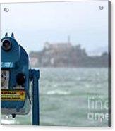 Alcatraz View Acrylic Print