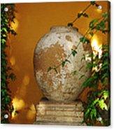 Alcazar Urn Acrylic Print