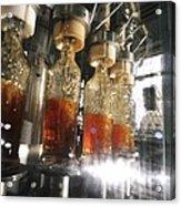 Alcoholic Drinks Production, Russia Acrylic Print