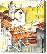 Alcoutim In Portugal 06 Acrylic Print
