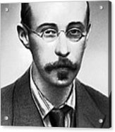 Alexander Friedman, Soviet Cosmologist Acrylic Print