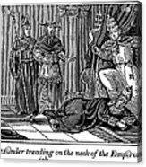 Alexander IIi (d. 1181) Acrylic Print