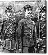 Alfred Dreyfus (1859-1935) Acrylic Print by Granger