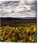 Algonquin Park Panorama Acrylic Print