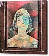 Alice Kuykendall 1966 Acrylic Print
