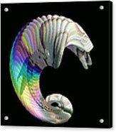 Alien Dog Acrylic Print
