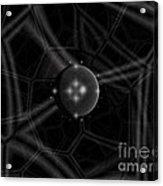 Alien Hive Acrylic Print