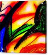 Alien Suntan II Acrylic Print
