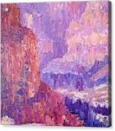 All Canyon Acrylic Print