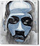 Allen Iverson Acrylic Print