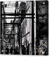 Alley Parade  Acrylic Print