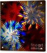 Allure Blade Acrylic Print