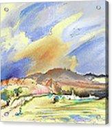 Almeria Region In Spain 01 Acrylic Print