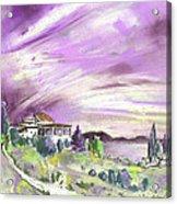 Almeria Region In Spain 05 Acrylic Print