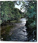 Almond River Cramond Acrylic Print