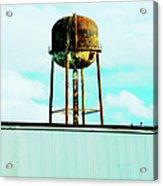 Along Highway 61 Acrylic Print
