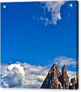 Alps II Acrylic Print