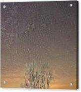 Alqueva Dark Sky Reserve Acrylic Print