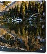 Alta Lakes Acrylic Print