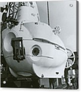 Alvin, Deep Sea Ocean Research Vessel Acrylic Print