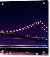 Ambassador Bridge Acrylic Print