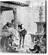 Ambroise Par�, French Surgeon, Pioneer Acrylic Print