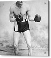 American Boxer, C1912 Acrylic Print