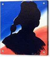 American Flyboy Acrylic Print