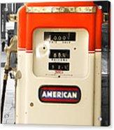 American Gas Acrylic Print