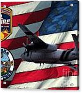 American Hero 2 Acrylic Print