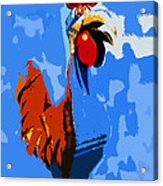 American Icon Acrylic Print