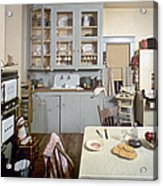 American Kitchen Acrylic Print by Granger