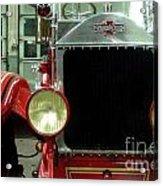 American Lafrance Fire Truck Acrylic Print