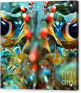 American Lobsters Acrylic Print