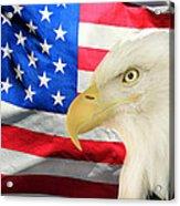 American Acrylic Print
