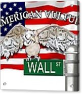 American Vulture Acrylic Print