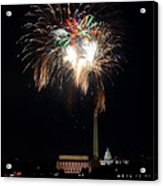 America's Party Acrylic Print by David Hahn